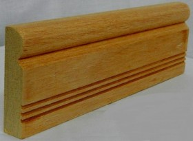 AT01 Meranti/Supawood Architrave. Size:90mm x 22mm